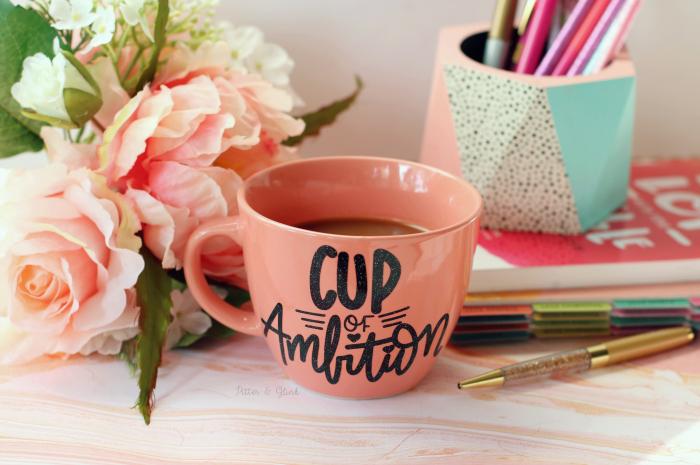 DIY Mug Cut File FREE