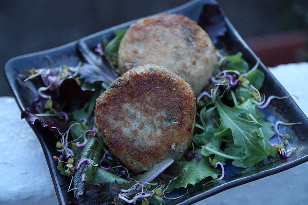 Fishless Fish Cakes Recipe