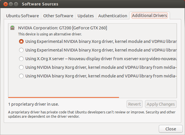 Switching To Linux: Fixing Broken NVIDIA Drivers in Ubuntu