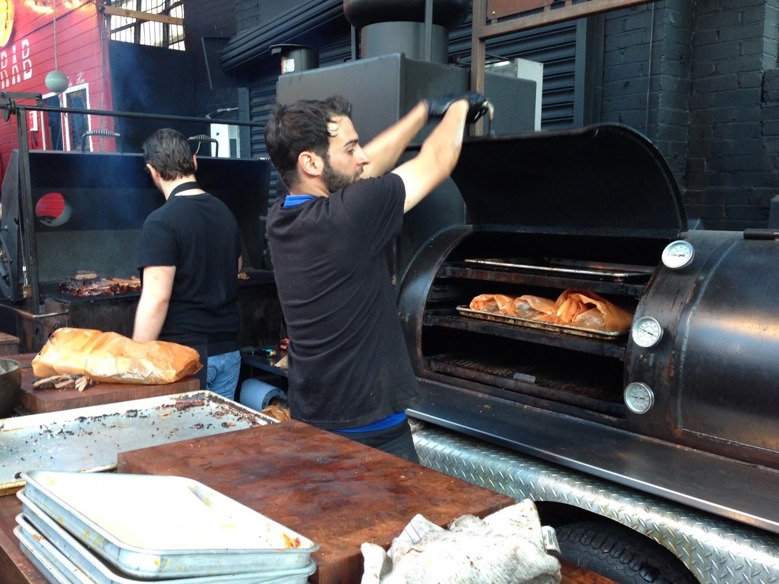 Man Up: Tales of Texas BBQ™: Smokestak (London, UK)