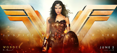Wonder Woman (2017) Banner Poster