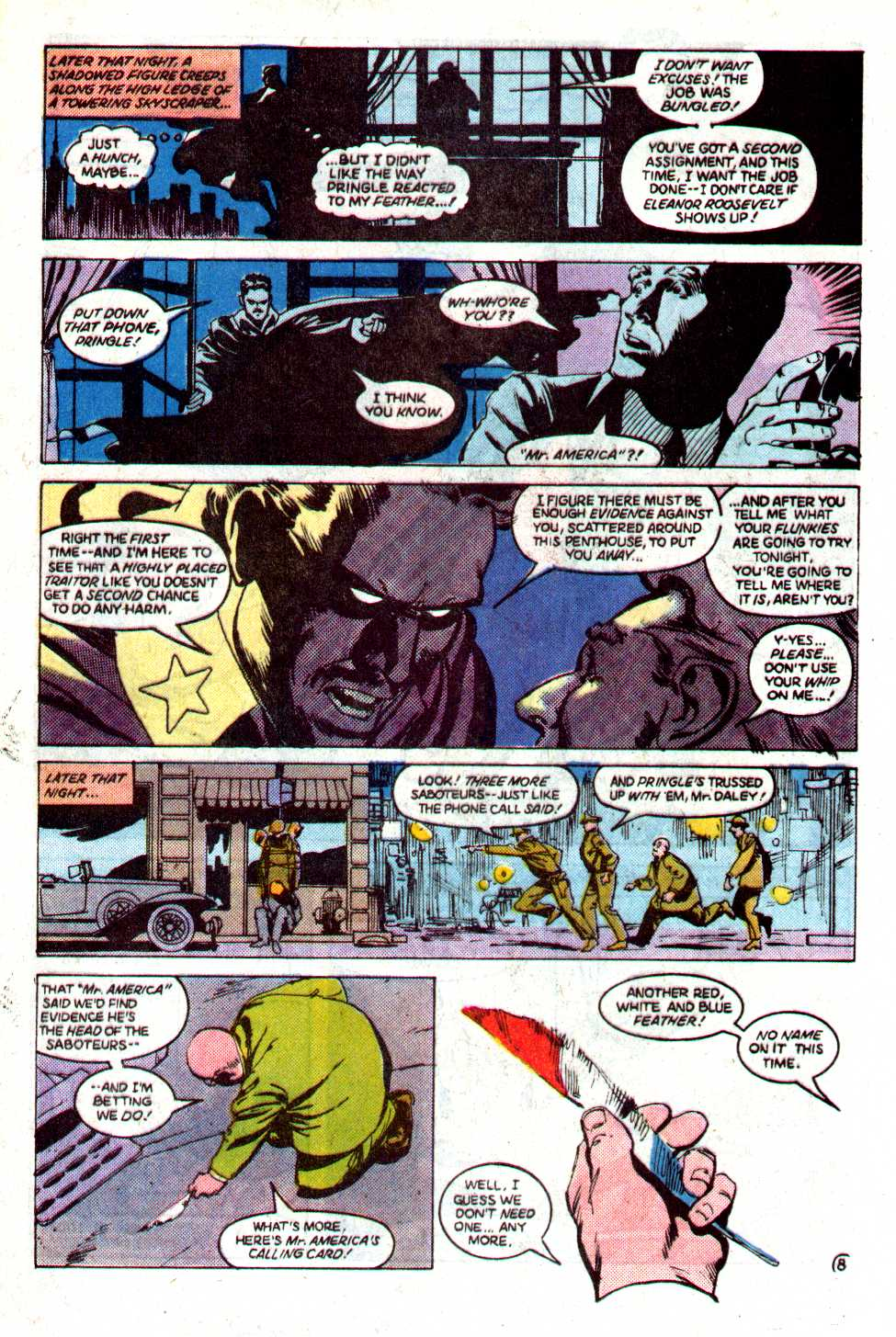 Read online Secret Origins (1986) comic -  Issue #29 - 32