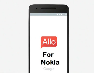 Google-Allo-For-Nokia