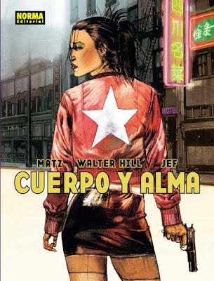 Cuerpo y Alma / Novedades Mayo 2017 Norma Editorial