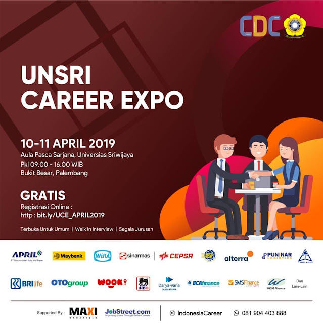 Job Fair Palembang