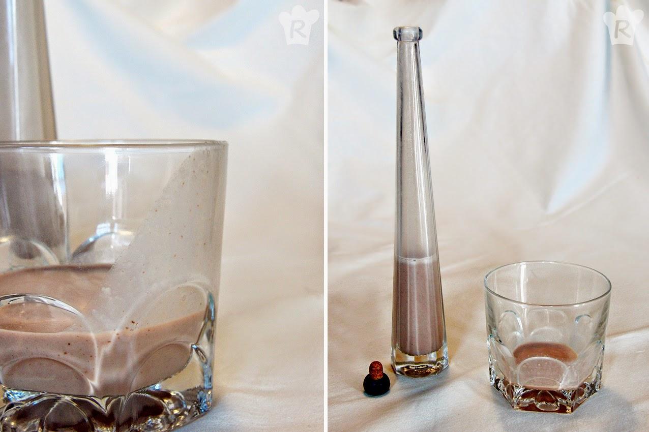 Licor de crema de whisky (Baileys casero)