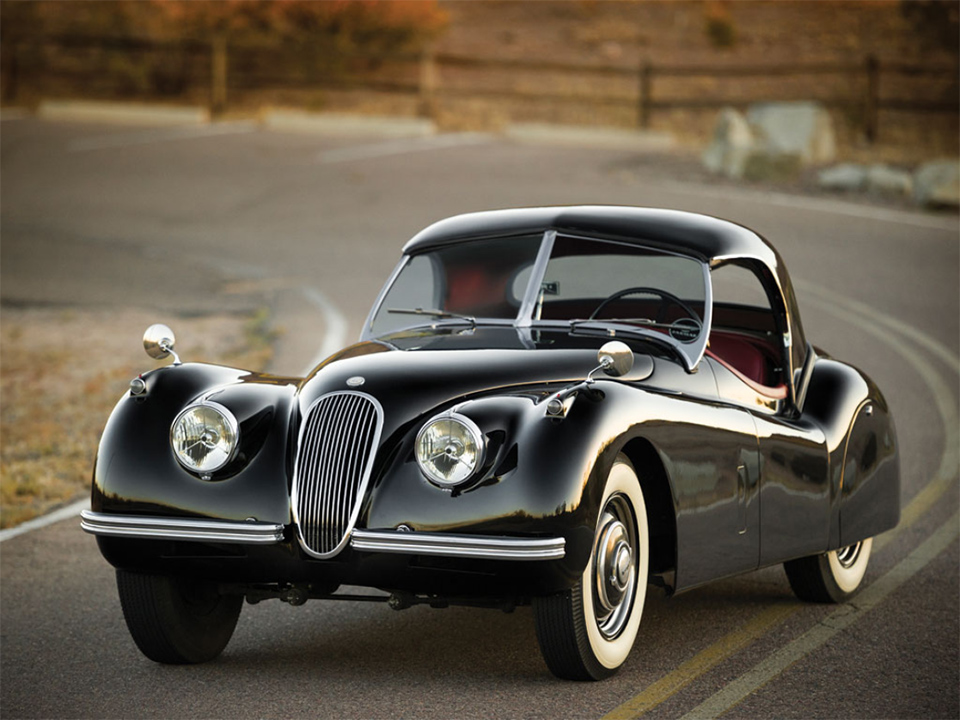 1957 Cars Restored Or Wallpapers Passion For Luxury Jaguar Xk120 Roadster Vintage For Auction