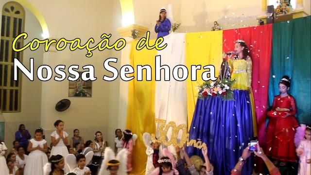 Coroação de Nossa Senhora de Chaval - Vídeo