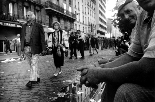 manifestation marche revendicative paysans Paris franck chevalier