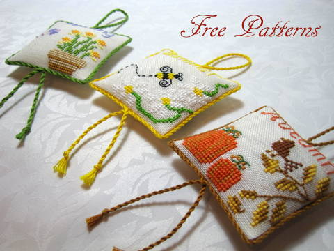 Free seasons patterns