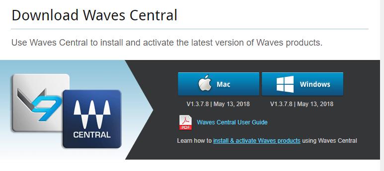 Kick S: WavesソフトのPC移動