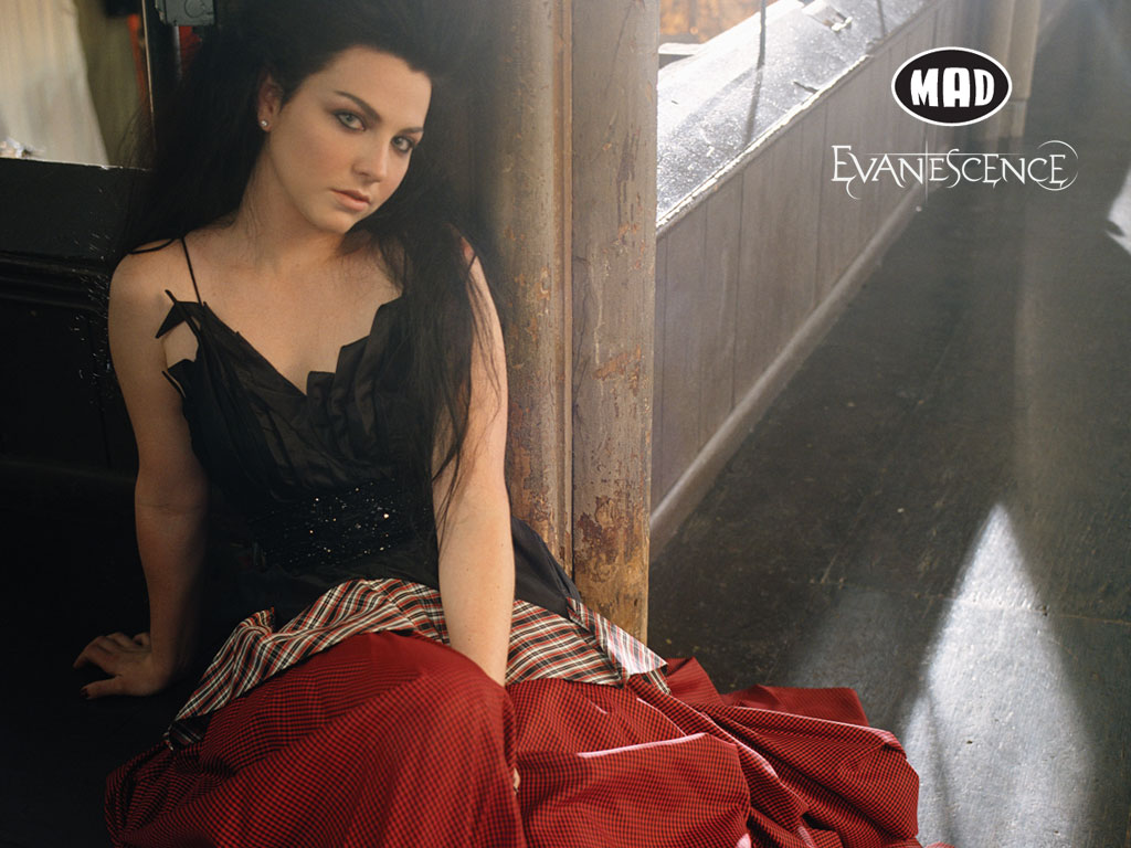 entertainment wall: amy lee singer hd wallpapers