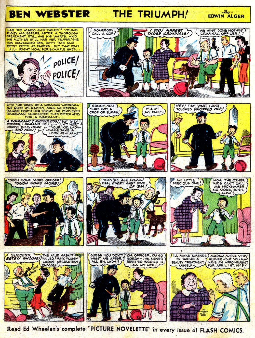 Read online All-American Comics (1939) comic -  Issue #15 - 50