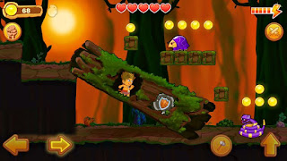 Jungle Run Reloaded Apk v1.2.2 Mod