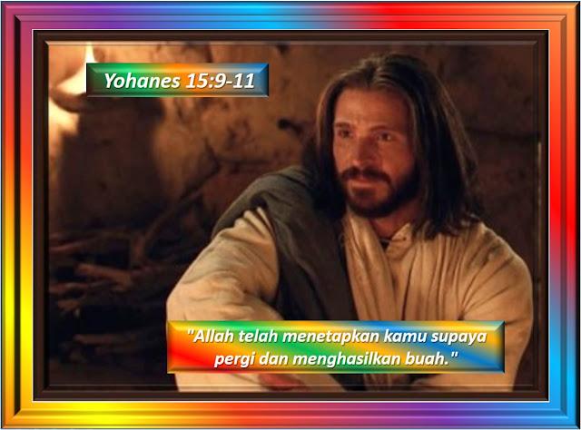 YOHANES 15:9-11