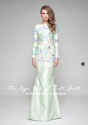 Fashion designs by Nurita Harith