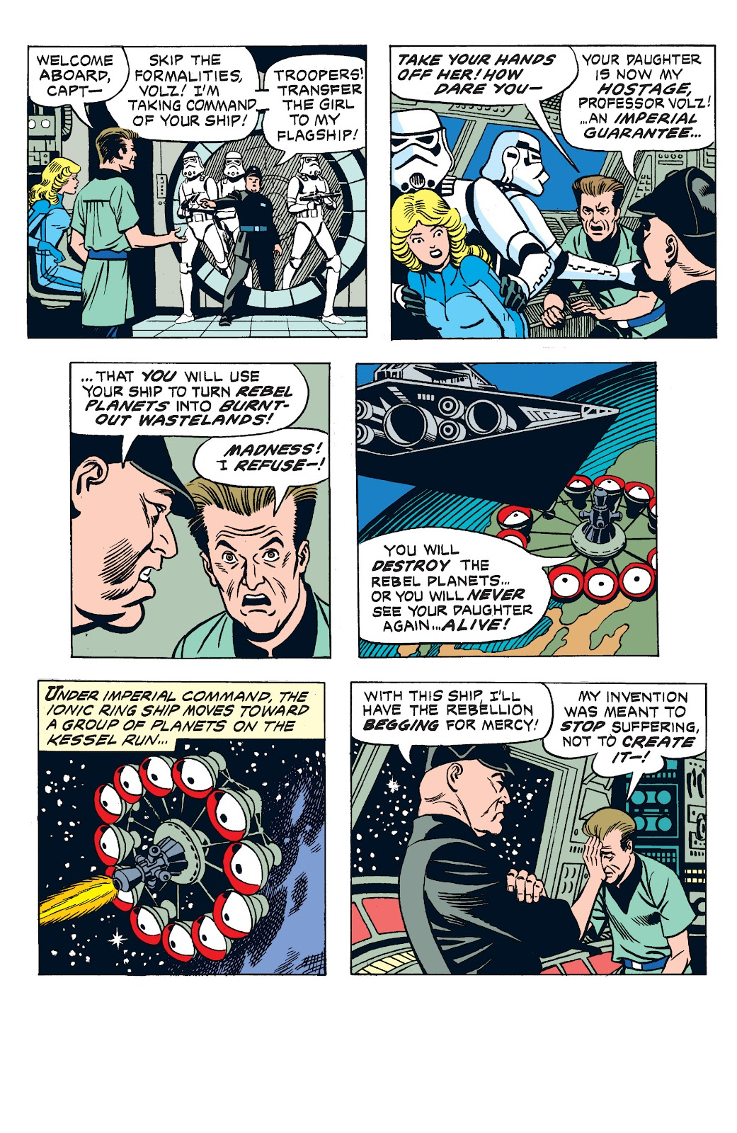 Read online Star Wars Legends: The Newspaper Strips - Epic Collection comic -  Issue # TPB (Part 2) - 78