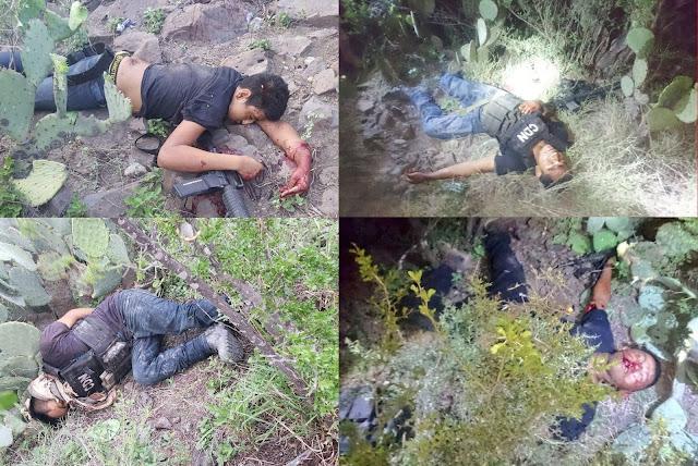 Coahuila: Topón entre sicarios del CDN y autoridades deja 6 abatidos. Noticias en tiempo real