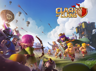 free unduh game clash of clans coc