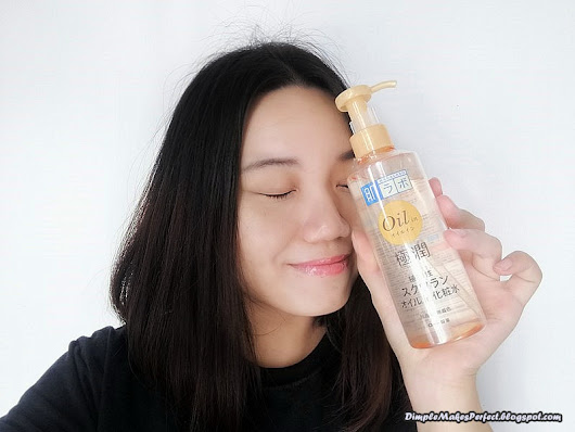 DimpleMakesPerfect.blogspot.com: Review: Hada Labo Hydrating Oil-In Lotion