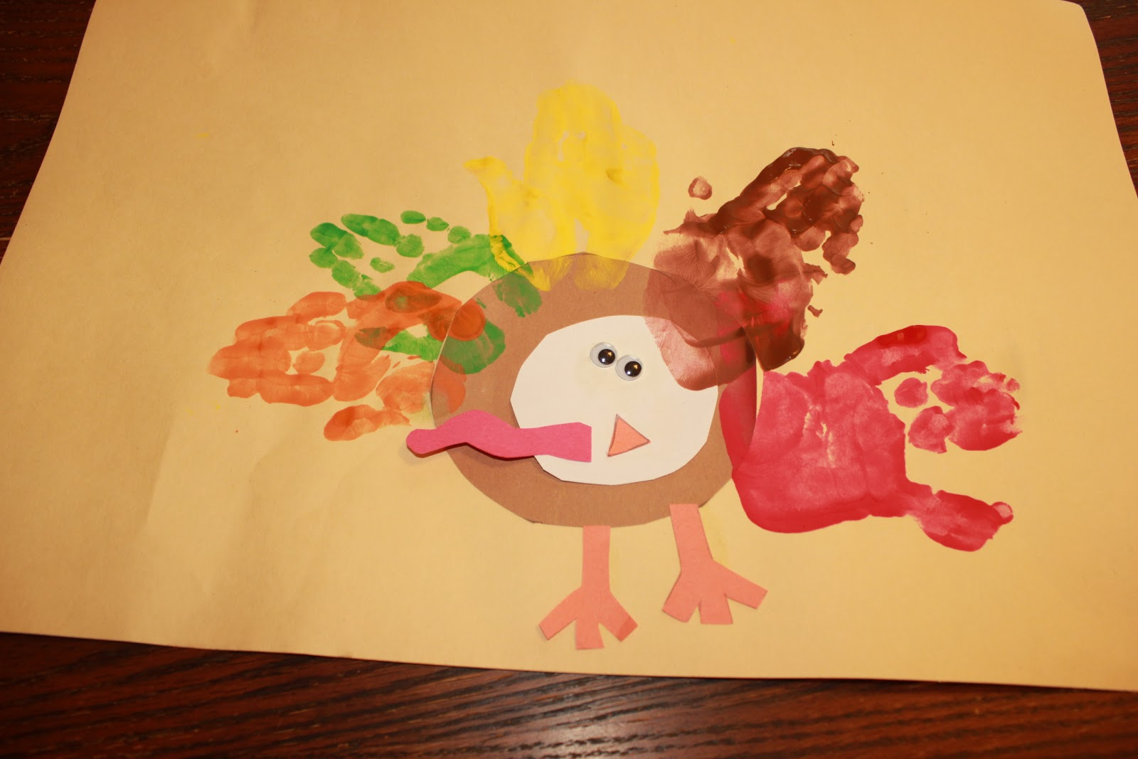 Sweet Home Boutique Thanksgiving Crafts For Kids
