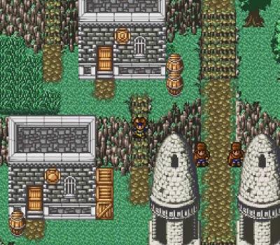 Nekketsu Tairiku: Burning Heroes - Air Castle