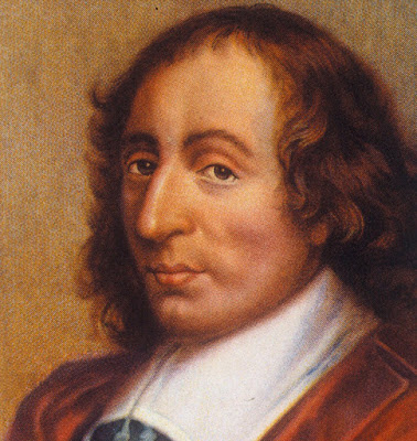 Biografi Blaise Pascal - Penemu Kalkulator Blaise Pascal Lahir pada 19 Juni 1623 di Clermont, Prancis. Ibunya, Antoinette Begon, meninggal saat ia berusia tiga tahun. Ayahnya, Etienne Pascal, seorang hakim yang berminat pada sains dan matematika. Ia mempunyai dua saudari, Gilberte dan Jacqueline (satu lagi meninggal saat masih kecil).Blaise Pascal  Hanya berumur 39 tahun. Tetapi, masa hidup itu dipenuhinya dengan berbagai pencapaian mencengangkan. Dunia mengenangnya sebagai seorang yang genius dalam bidang matematika, fisika, dan sastra. Ia dinobatkan sebagai Bapak Kalkulus Integral. Namanya diabadikan pada salah satu bahasa pemograman komputer (Program Turbo Pascal).Ia tak hanya cakap dalam ilmu eksakta. Ia pun seorang sastrawan, tokoh prosa Prancis dengan karyanya yang indah. Salah satu karyanya, Pensees, kumpulan catatan berkenaan dengan apologetika Kristiani, kita dapat menilik kerinduan hatinya dan perkara yang bermakna baginya: Pengenalan akan Allah.  Pada 1931, Etienne memutuskan untuk membawa anak-anaknya pindah ke Paris karena tertarik pada dinamika intelektual kota itu. Ia bertekad akan mendidik sendiri puteranya, yang sejak dini telah memperlihatkan kecemerlangan kemampuan mental dan intelektual. Etienne bergaul dengan ilmuwan Paris tersohor saat itu, seperti Robervel, Mersenne, Desargues, Mydorge, Gassendi, dan Descartes.  Tak ayal lingkungan ini turut mendukung kemajuan Pascal