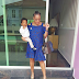Adaeze Yobo shows off her baby bump
