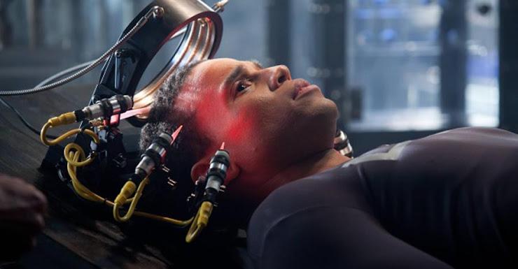 Totul Despre Filmele Noi Almost Human Series 2013 Michael Ealy