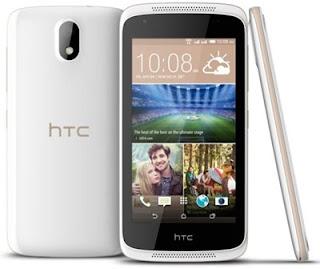 Harga HTC Desire 326G Dual SIM Terbaru, Dilengkapi Layar 4.5 Inch Harga Terjangkau