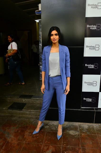 Diana Penty suits up as she promotes Parmanu: The Story Of Pokhran