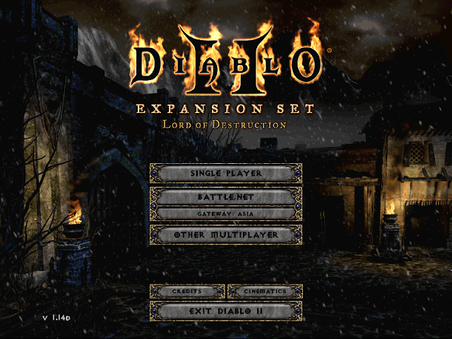 [Game] Diablo II - The Fury Within - Lord of Destruction Full