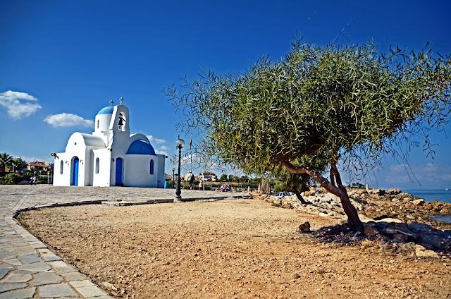 Кипр Отдых Пляж Каникулы Море