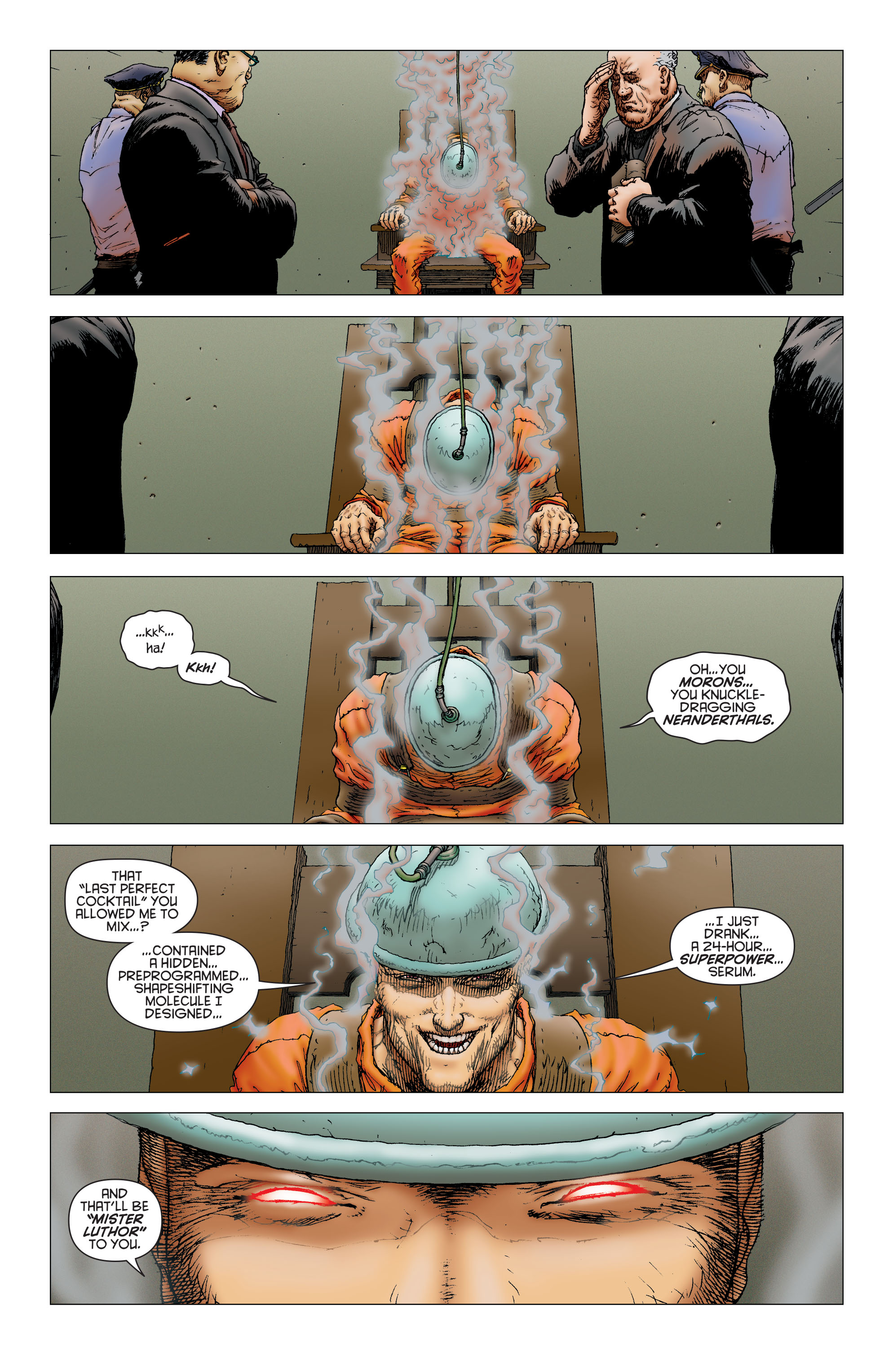 Read online All Star Superman comic -  Issue #11 - 3