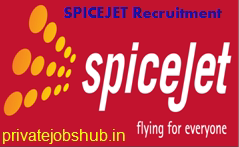 SPICEJET Recruitment