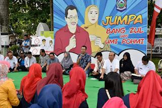 <b>Guru Tetap Non PNS, Naik Tingkat Dari Daerah Ke Provinsi, Nasib Gajinya Masih Terkatung-katung</b>