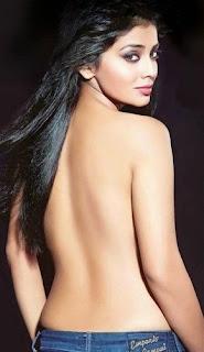 shriya saran backless