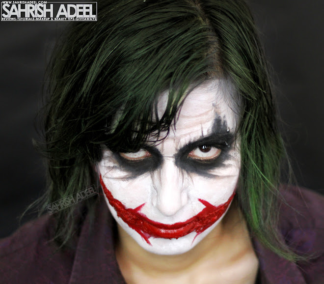 Joker Halloween Makeup Look feat. Ryan The Batman
