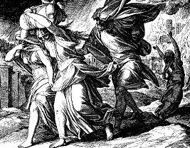 Kisah Nabi Luth: Nabi Kaum Sodom