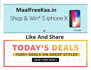 iPhone X Free