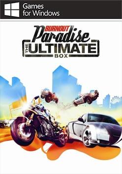 BURNOUT PARADISE ULTIMATE BOX + TRADUÇÃO (PT-BR) (PC)