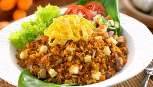 Resep Nasi Goreng Kambing pedas