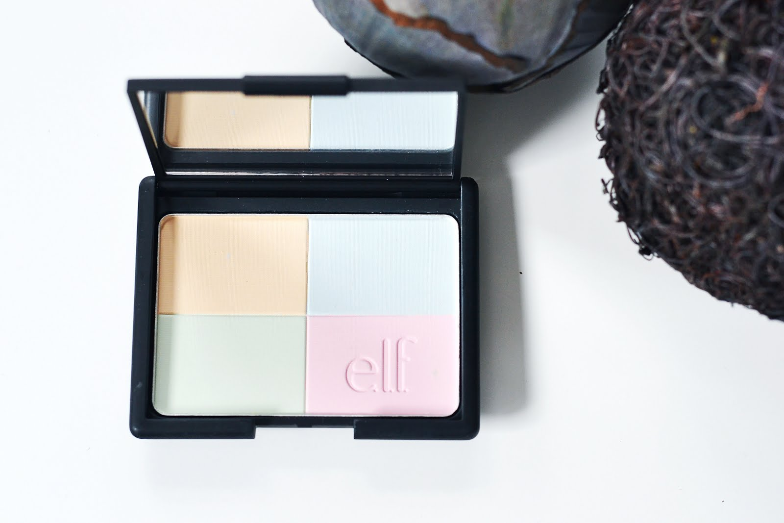 E.L.F. Eyes lips face, correcting powder, belgian blogger, belgische blogger,