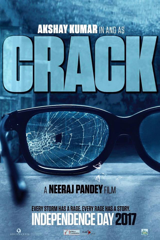 Crack first look, Poster of Akshay Kumar download first look Poster, release date