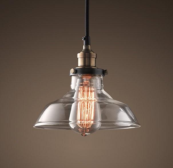 20th Century Industrial Lighting by Restoration Hardware ...