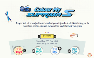 proton - CONTEST - Total cash prizes worth RM8000 up for grab!