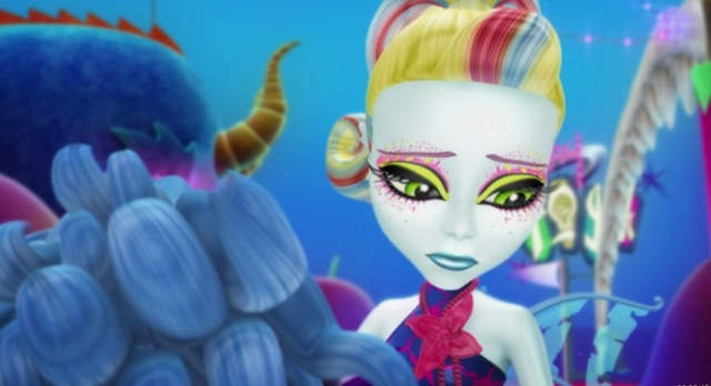 Monster High: The Great Scarrier Reef (2016) HD 1080p Latino
