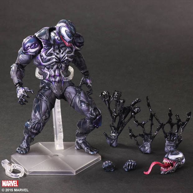 Toyhaven Check Square Enix Play Arts Kai Marvel