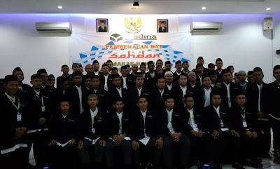 Pembekalan Dai SAHDAN 1439 H (Semarak Dakwah Ramadhan)