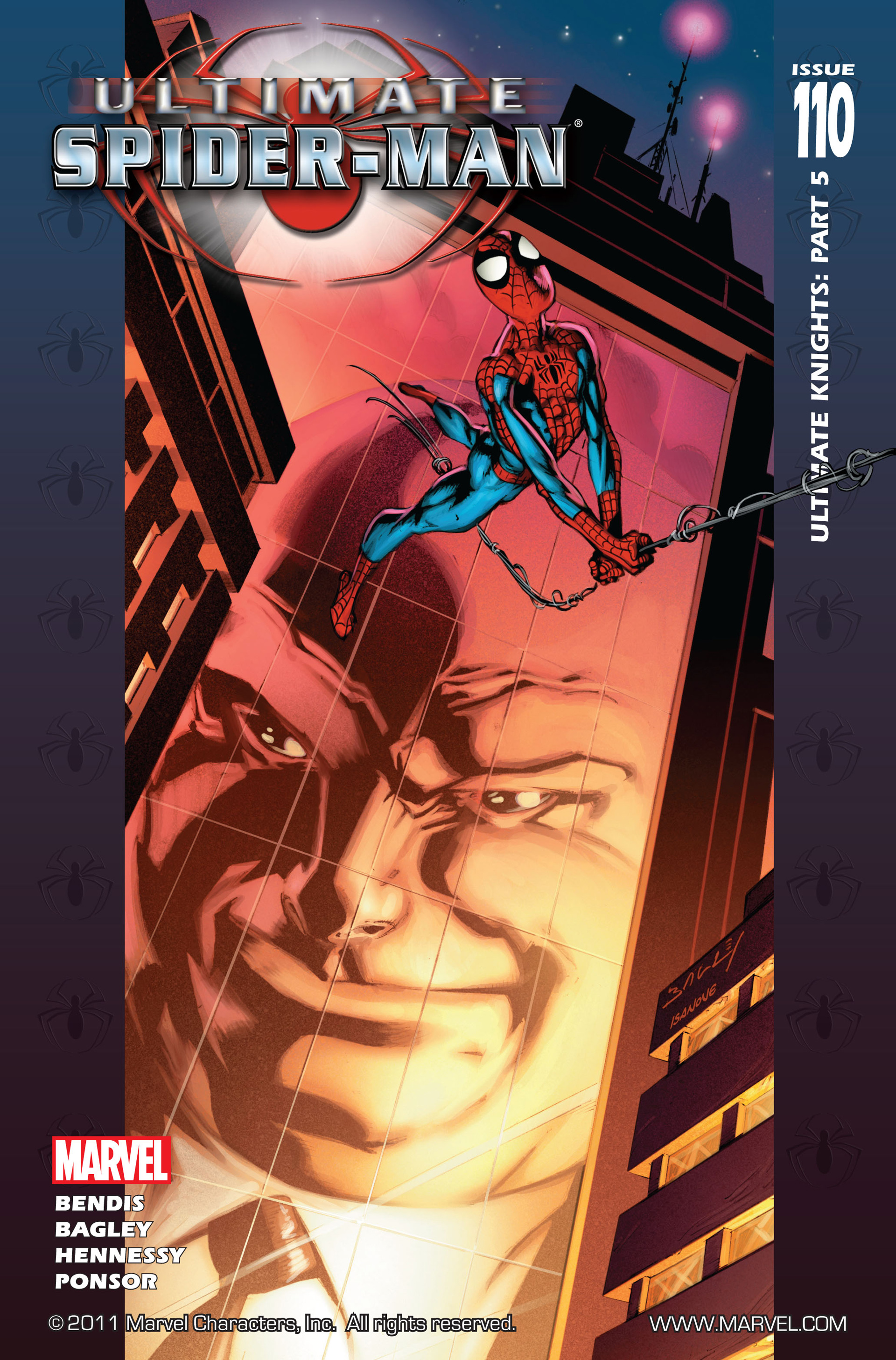 Ultimate Spider-Man (2000) issue 110 - Page 1